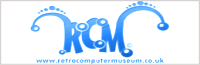 RCM Retro museum UK